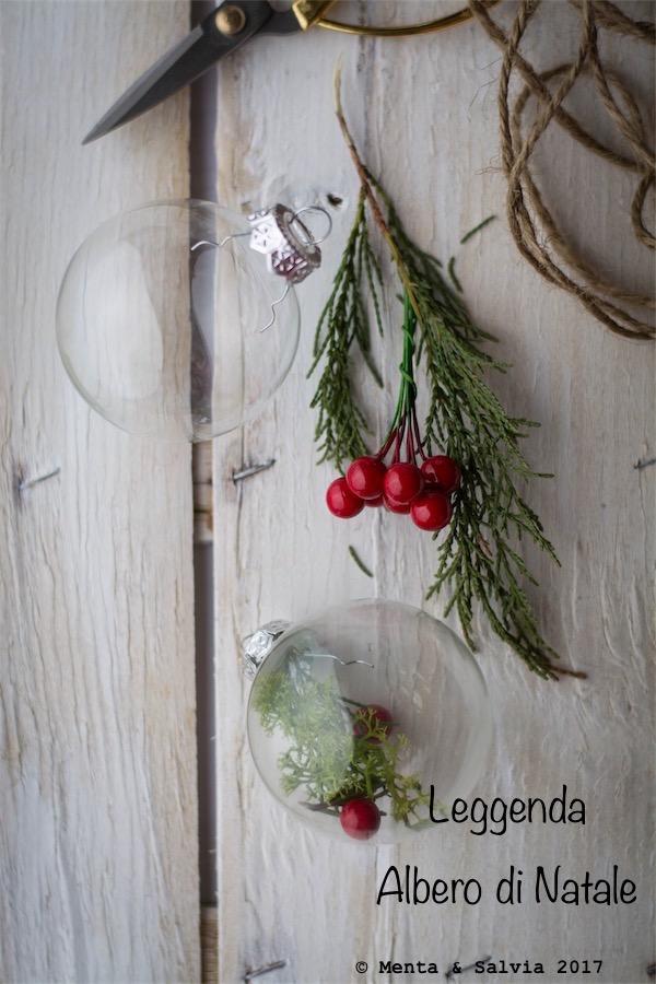 Giorno 8: La leggenda dell'albero di Natale
