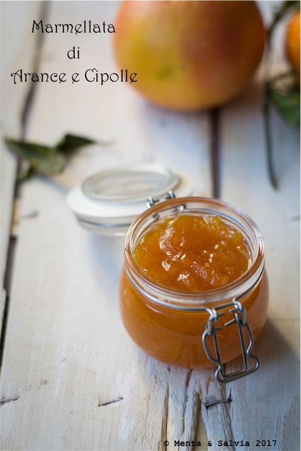 Giorno 6: Marmellata di arance e cipolle