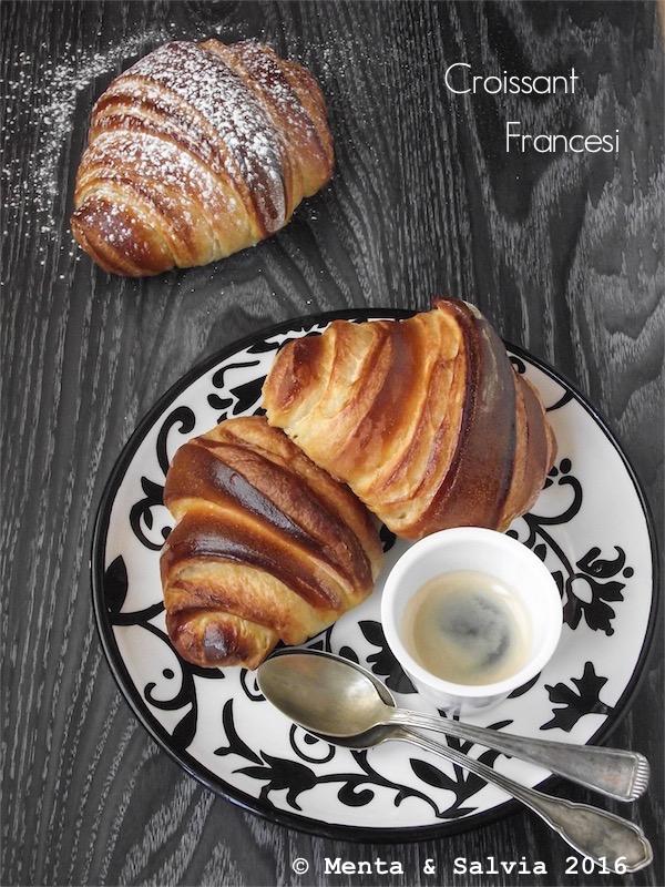 Croissant francesi