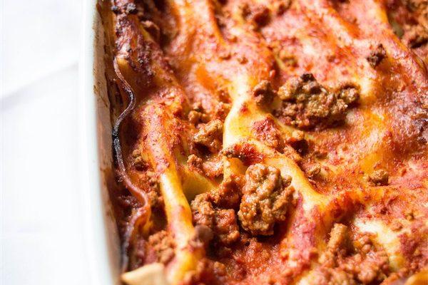 Le lasagne di mamma Patrizia