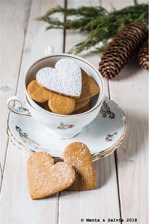 Gingerbread – Pan di zenzero