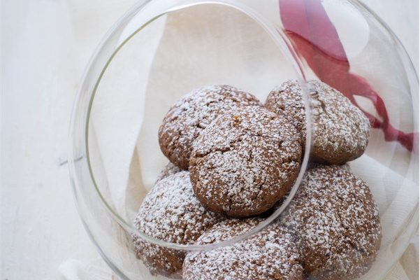 Giorno 1: Prjaniki, biscotti speziati russi