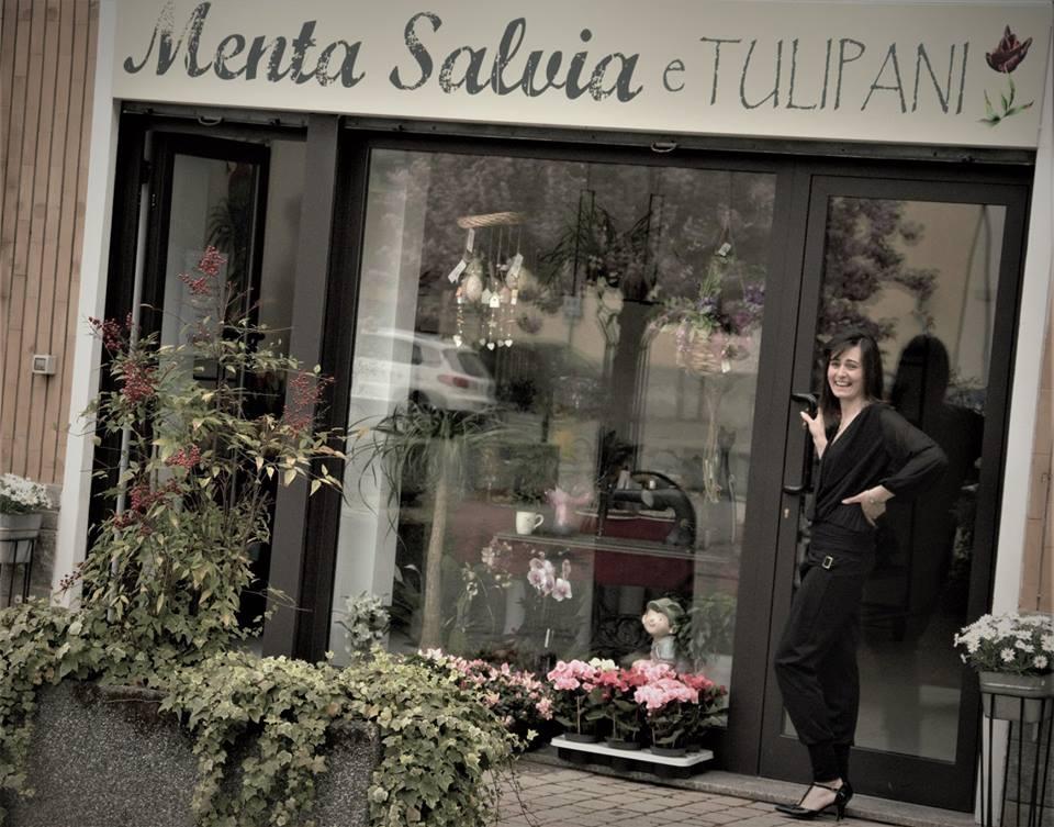 Ricomincio a respirare… Menta Salvia e Tulipani